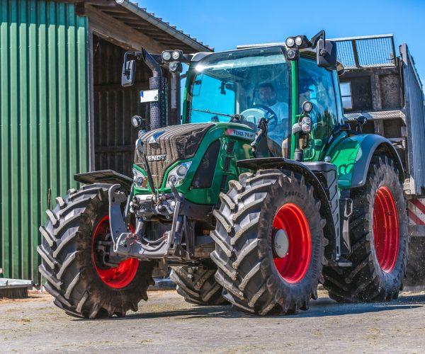 tracteur fendt Nix JM